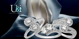 Celebrate the love that's uniquely yours with two stone diamond jewelry.  Each piece is set with two round brilliant cut diamonds: one for your best friend and one for your true love.